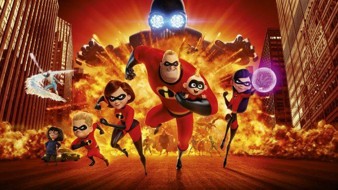 'Incredibles 2'