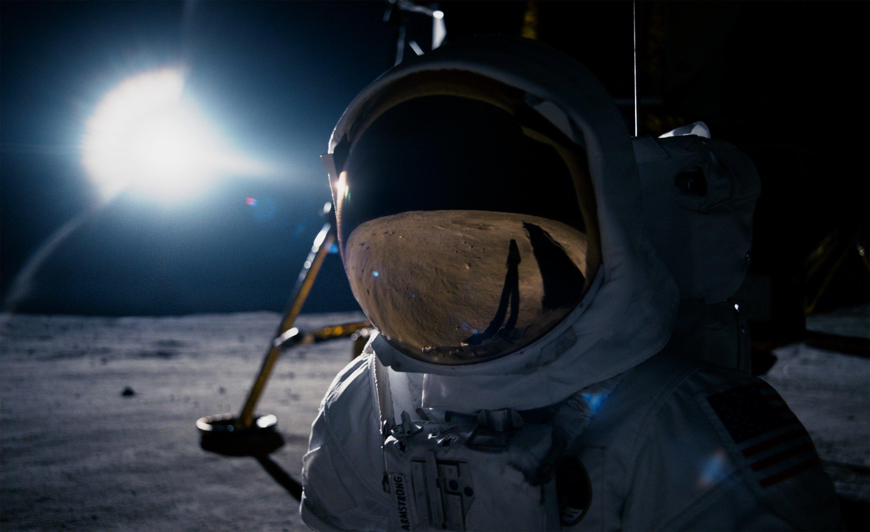 'El primer hombre en la luna'
