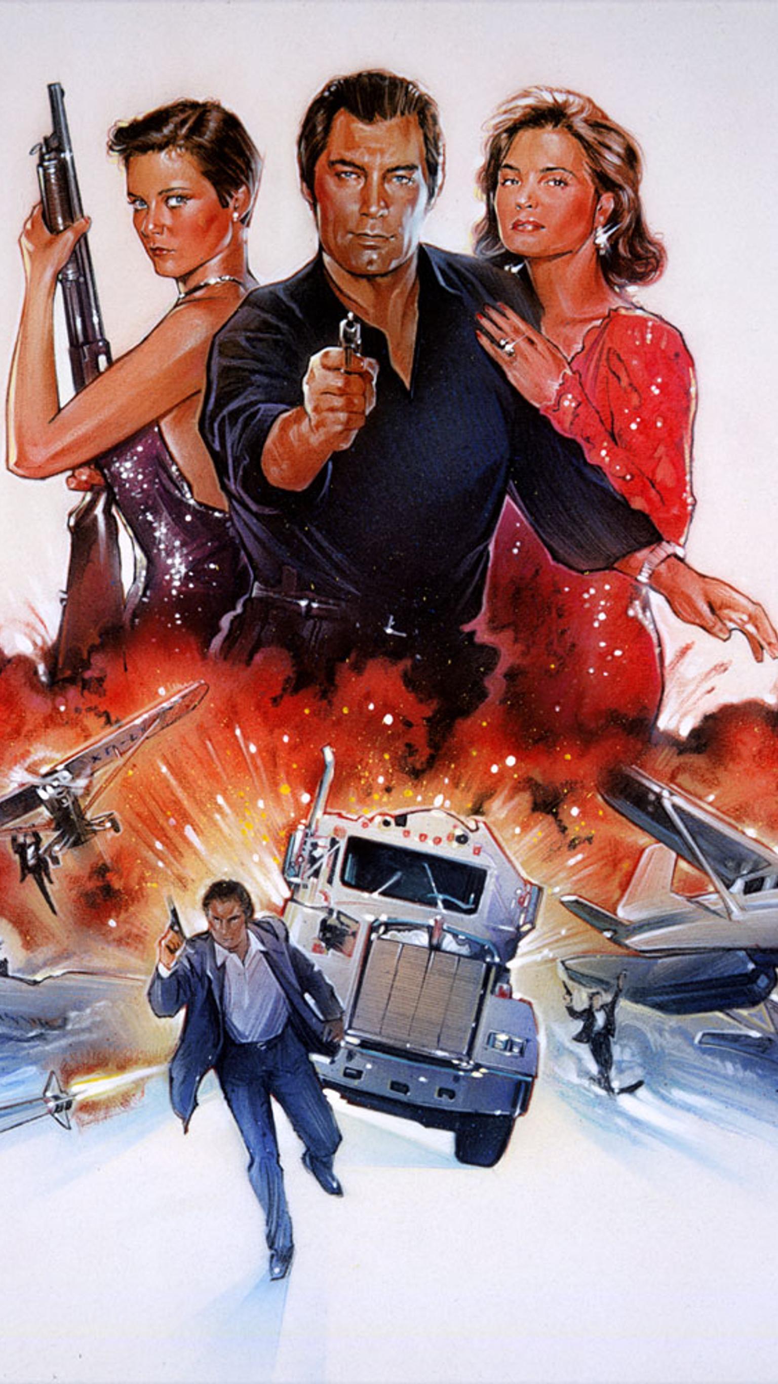 'Licence To Kill': La despedida de Timothy Dalton como James Bond
