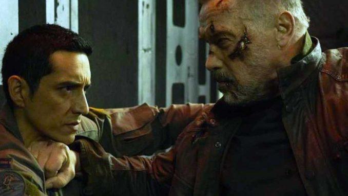 """Escena de la película """"Terminator: Dark Fate"""""""