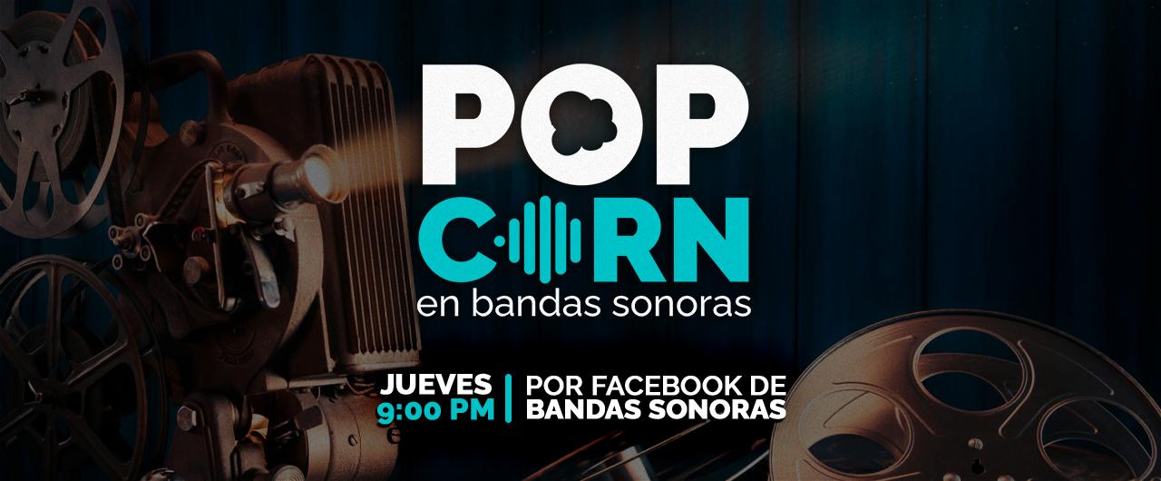 Popcorn en Bandas Sonoras