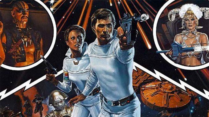 cartel de Buck Rogers in the 25th Century