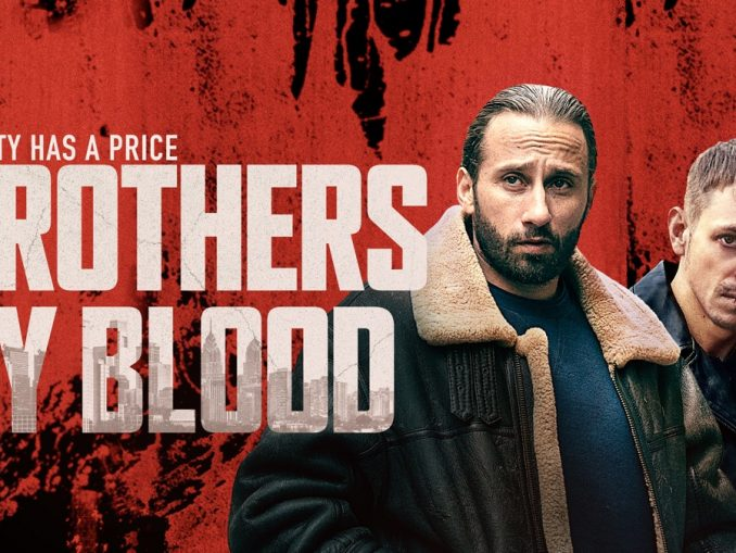 Cartel para Brothers By Blood