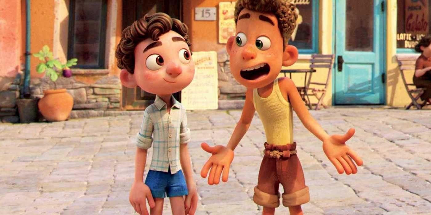 Luca y Alberto