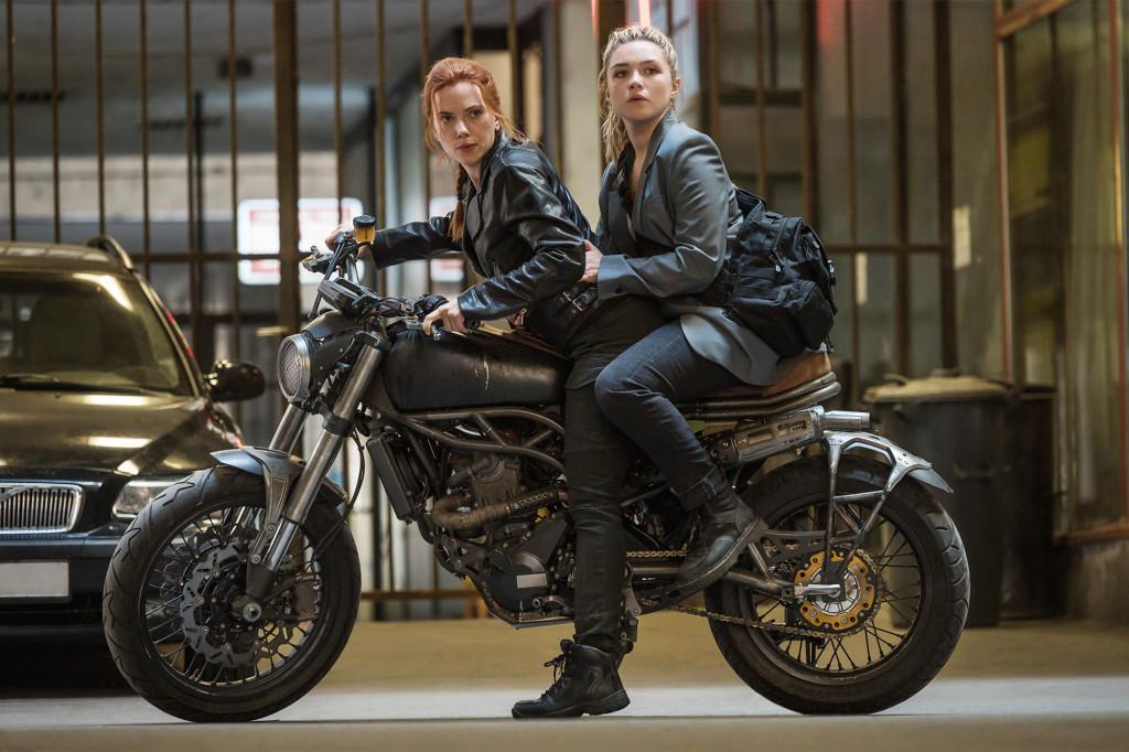 Scarlett y Florence