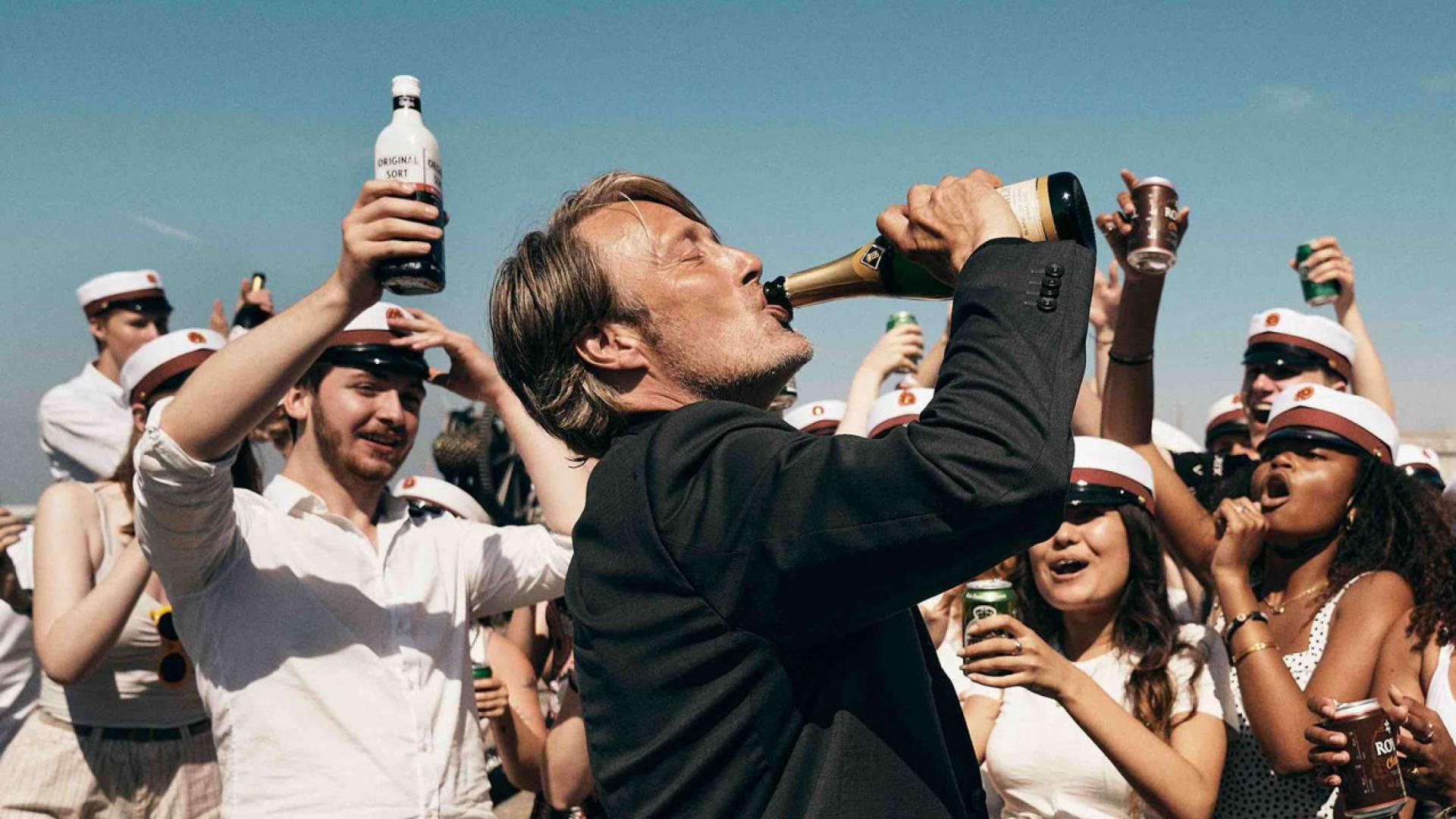 'Another Round' Mads Mikkelsen