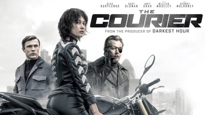 'The Courier' poster