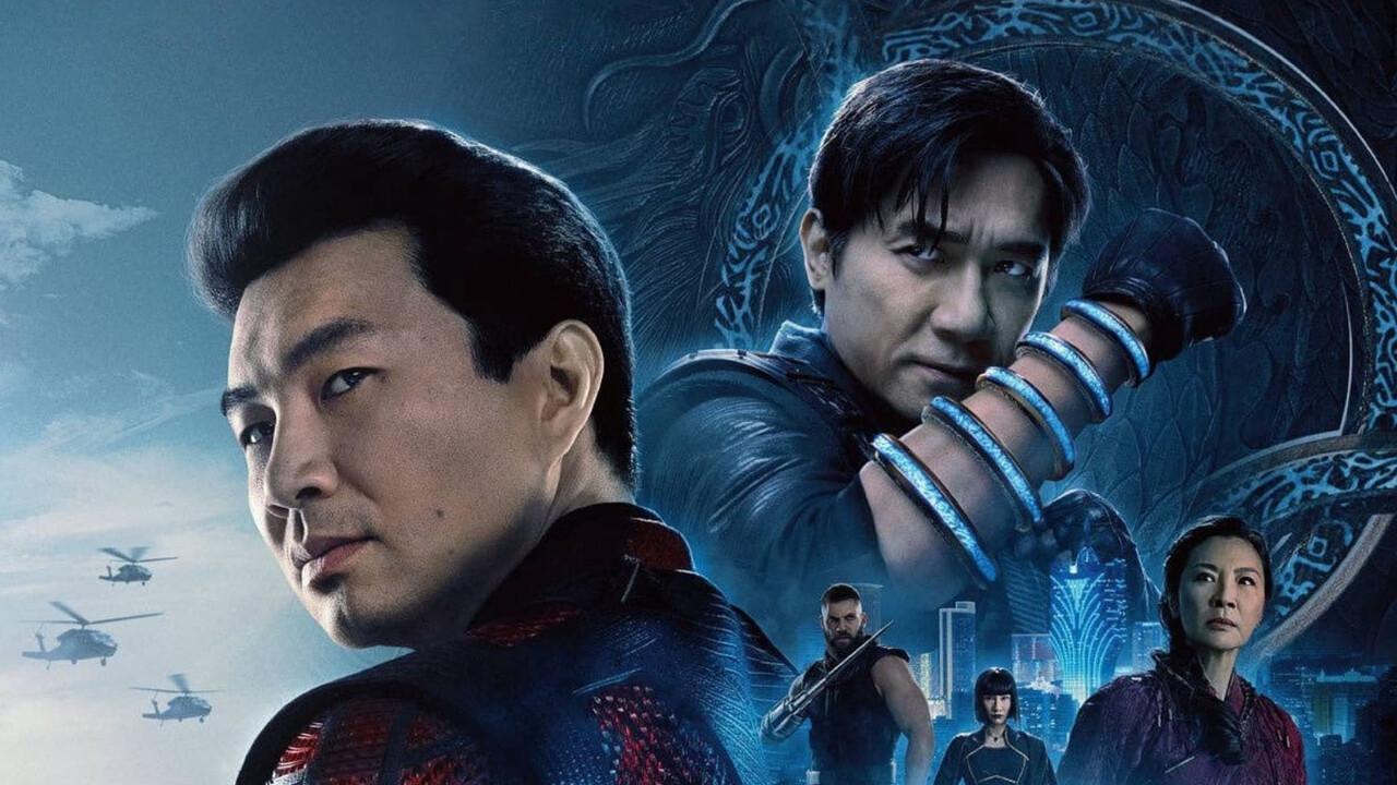 poster shang chi