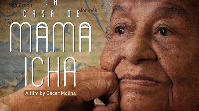 'La casa de Mamá Icha' cartel