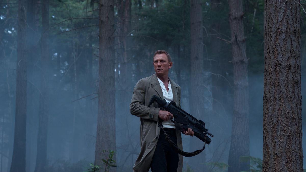 Craig como Bond