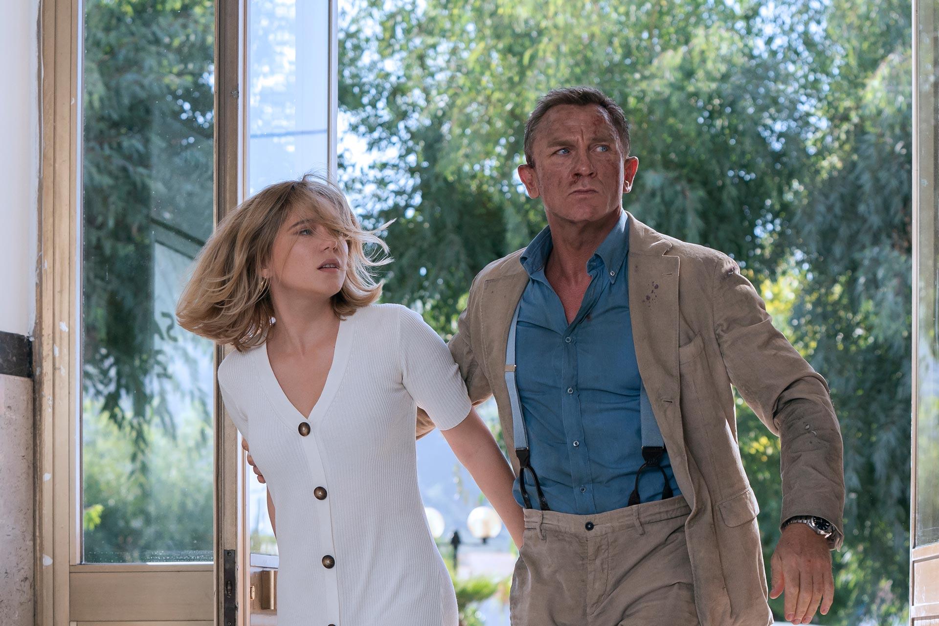 Bond y Madelaine